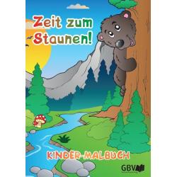Duits, Kinderkleurboek, Wát een wonder!