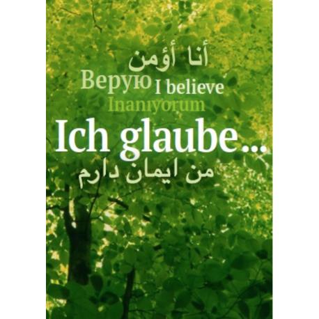 Engels Brochure Ik Geloof Meertalig