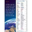 Frans, Boekenlegger, Joh. 3 vers 16
