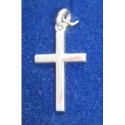 Zilveren kruisje