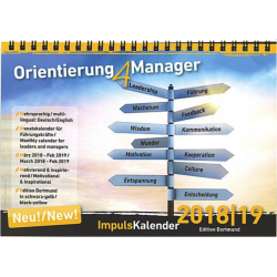 Duits-Engels, Kalender, Impuls