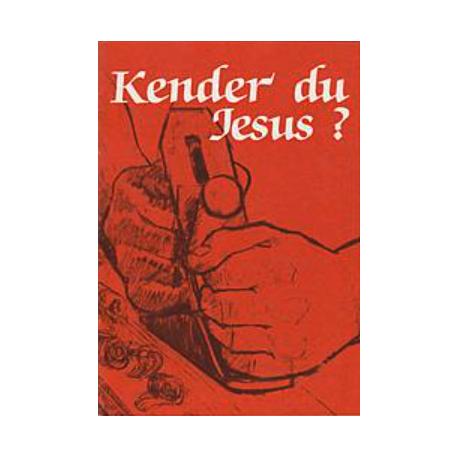 Deens, Brochure, Kijk naar Jezus!
