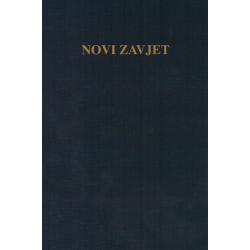 Kroatisch, Nieuw Testament, Groot formaat, Paperback