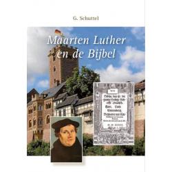 Nederlands, Kinderboek, Maarten Luther en de Bijbel, G. Schuttel