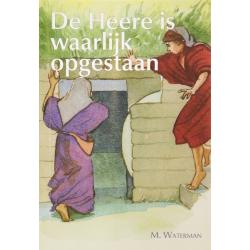 Nederlands, Kinderboek, De Heere is waarlijk opgestaan, M. Waterman