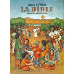 Frans, Kinderbijbel, Kleutervertelboek, Anne de Vries