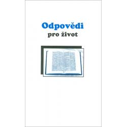 Tsjechisch, Brochure, Antwoord op uw vragen, E.D. Roels