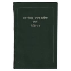 Hindi, Nieuw Testament, BSI, Medium formaat, Soepele kaft