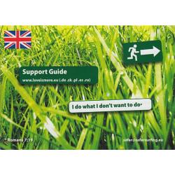 Engels, Brochure, Wat ik niet wil doe ik
