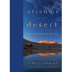 Engels, Boek, Streams in the Desert? L.B. Cowman