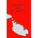 Maltees, Evangelie naar Mattheüs