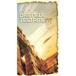 Duits, Nieuw Testament, Schlachter 2000, Medium formaat, Paperback