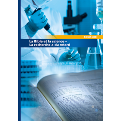 Frans, Bijbel en wetenschap, Roger Liebi
