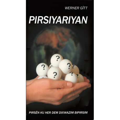 Koerdisch-Kurmanji, Vragen die steeds weer gesteld worden, Werner Gitt