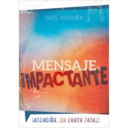 Spaans, Brochure, Een schokkende boodschap, Paul Washer