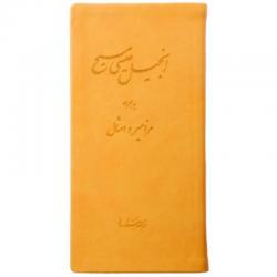 Farsi/Perzisch, Nieuw Testament, NMV, Smal formaat, Stevige kaft.