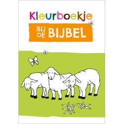 Nederlands, Kleurboekje bij de Bijbel, Gerda Hiemstra-Oudenampsen