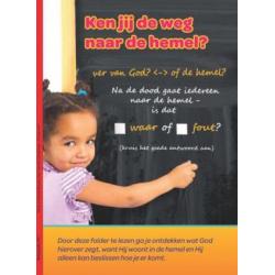 Nederlands, Kindertraktaat, Ken jij de weg naar de hemel?