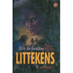 Nederlands, Kinderboek, Littekens, Erik de Gruijter