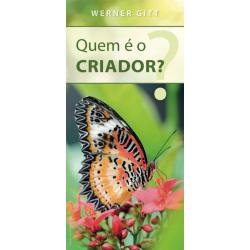 Portugees, Traktaat, Wie is de Schepper? Werner Gitt