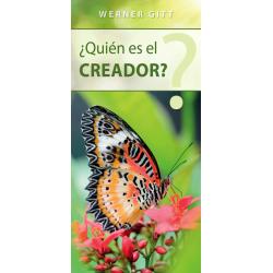 Spaans, Traktaat, Wie is de Schepper? Werner Gitt