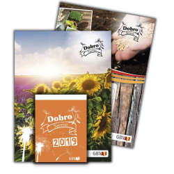 Kroatisch, Kalender, Het Goede Zaad, Blok en Schild