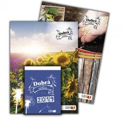 Tsjechisch, Kalender, Het Goede Zaad, Blok en Schild