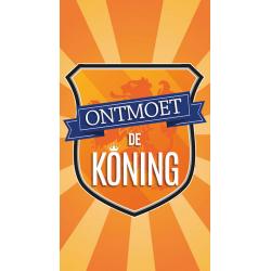Nederlands, Uitdeelkaartje, Ontmoet de Koning