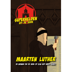 Nederlands, Kinderboek, Maarten Luther, Catherine Mackenzie