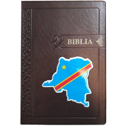 Lingala, Bijbel, Groot formaat, Soepele kaft