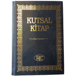 Turks, Bijbel, Revision 2001, Medium formaat, Harde kaft