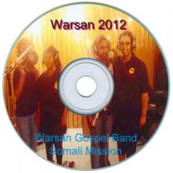 Somalisch, CD, Warsan Gospelband Somali Mission