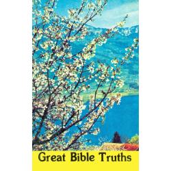 Engels, Bijbelcursus, Grote Bijbelse waarheden