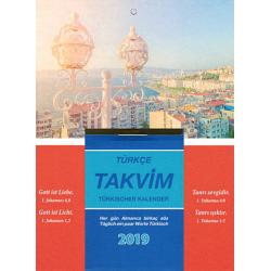 Turks, Kalender, Het Goede Zaad, Blok en Schild, 2019
