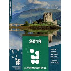 Frans, Kalender, Het Goede Zaad, Blok en Schild