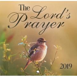 Engels, Kalender, The Lord's Prayer, 2019