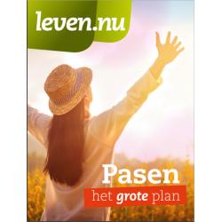Nederlands, Leven.nu - Pasen het grote plan