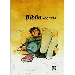 Portugees, Bijbel, João Ferreira de Almeida, Medium formaat, Harde kaft