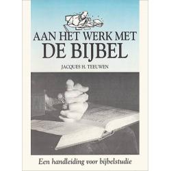 Nederlands, Bijbelstudie, Aan het werk met de Bijbel, H.J. Teeuwen
