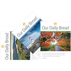 Engels, Bijbels dagboekje, Ons dagelijks brood