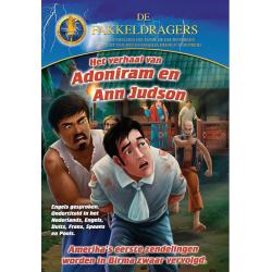 Kinder DVD, Het verhaal van Adoniram en Ann Judson, Meertalig