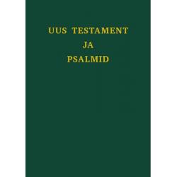 Estlands, Nieuw Testament & Psalmen, Klein formaat, Paperback