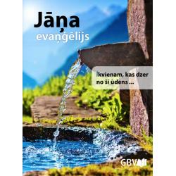 Lets, Evangelie naar Johannes