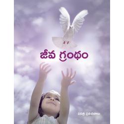 Telugu, Nieuw Testament, ERV, Klein formaat. Paperback