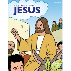 Duits, Kinderbijbel, Het verhaal van Jezus