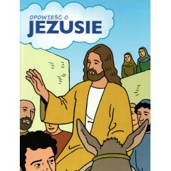 Pools, Kinderbijbel, Het verhaal van Jezus