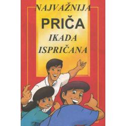 Het belangrijkste verhaal voor kinderen, Kroatisch