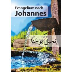 Arabisch-Duits Johannes evangelie