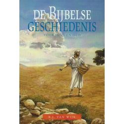 Nederlands, De Bijbelse geschiedenis, B.J. van Wijk