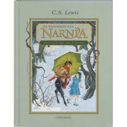 Nederlands, Kinderboek, Narnia - Het betoverde land achter de kleerkast, C.S. Lewis